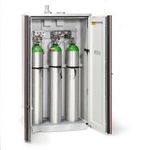 Шкафы металлические для газовых баллонов