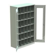 Шкафы металлические для противогазов