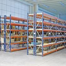 Металлические стеллажи с нагрузкой до 3000 кг на секцию