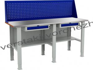 Купить Верстак металлический WTS 200.F2/F2/F2.210 в Воронеже.