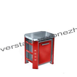Купить Верстак металлический Гефест-ВС-1 в Воронеже.