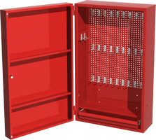 Шкаф металлический навесной 03.001S