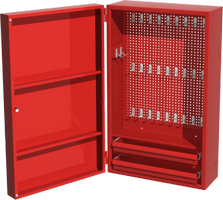 Шкаф металлический навесной 03.002S