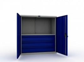 Шкаф металлический для инструментов TC 1095-001030