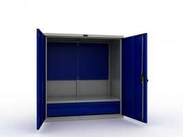 Шкаф металлический для инструментов TC 1095-021010