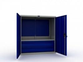 Шкаф металлический для инструментов TC 1095-021020