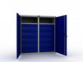Шкаф металлический для инструментов TC 1095-10020.10