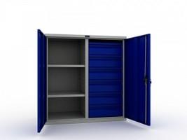 Шкаф металлический для инструментов TC 1095-100206