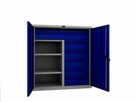 Шкаф металлический для инструментов TC 1095-100215