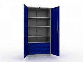 Шкаф металлический для инструментов TC 1995-004030