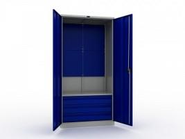 Шкаф металлический для инструментов TC 1995-041030