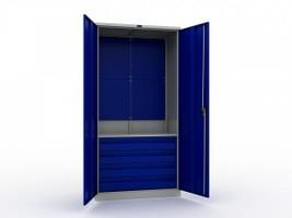 Шкаф металлический для инструментов TC 1995-041040