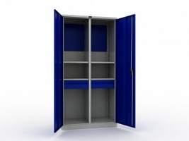 Шкаф металлический для инструментов TC 1995-120402