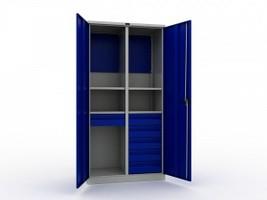 Шкаф металлический для инструментов TC 1995-120406