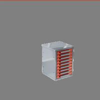 Тумба инструментальная ТВС-3
