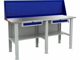 Верстак металлический WTS 200.F2/F2/F2.210