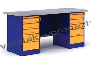 Купить Верстак металлический ВП - 6/1600 в Воронеже.